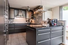 Moderne keukeninrichting