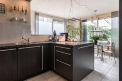 Moderne keuken inrichting