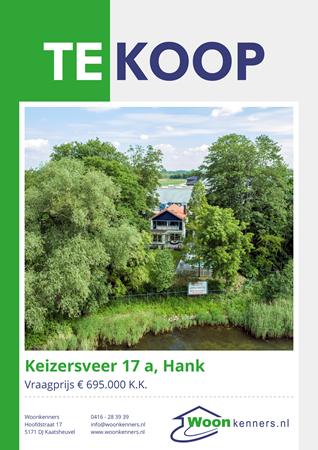 Brochure preview - Keizersveer 17-a, 4273 LD HANK (1)