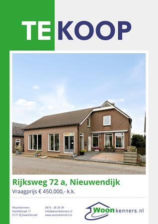 Brochure preview - Rijksweg 72-a, 4255 GM NIEUWENDIJK (1)
