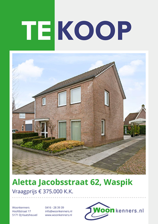 Brochure preview - Aletta Jacobsstraat 62, 5165 EK WASPIK (2)