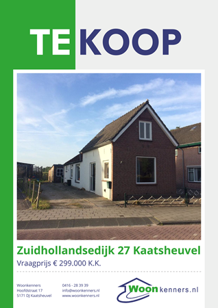 Brochure preview - Zuidhollandsedijk 27, 5171 TK KAATSHEUVEL (2)