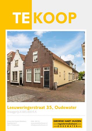 Brochure preview - Leeuweringerstraat 35, 3421 AB OUDEWATER (1)