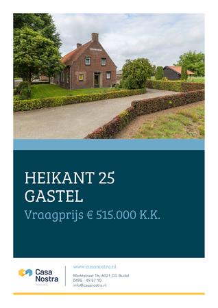 Brochure preview - Heikant 25, 6028 RB GASTEL (2)