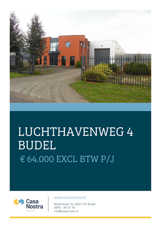 Brochure preview - Luchthavenweg 4, 6021 PX BUDEL (2)