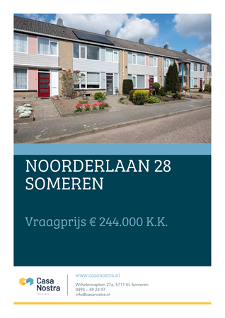 Brochure preview - Noorderlaan 28, 5711 VR SOMEREN (2)