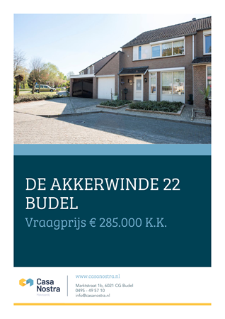 Brochure preview - De Akkerwinde 22, 6021 LS BUDEL (4)