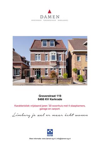Brochure preview - Graverstraat 119, 6466 KV KERKRADE (2)