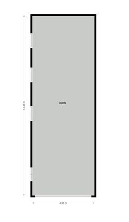 Floorplan - Houterend 103, 6171 CR Stein