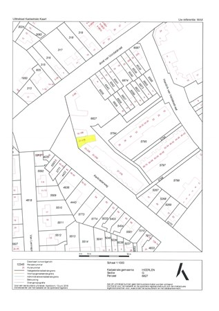 Floorplan - Kerkraderweg 21, 6416 CC Heerlen