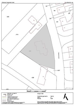 Floorplan - Heerenstraat 54, 6237 NE Moorveld