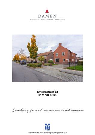 Brochure preview - Smeetsstraat 62, 6171 VD STEIN (1)