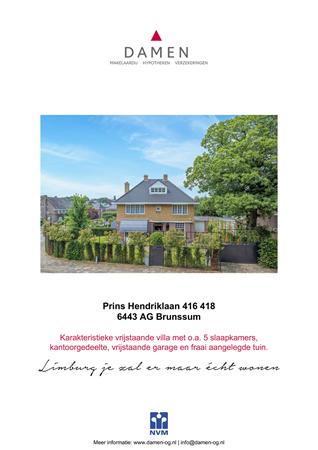 Brochure preview - Prins Hendriklaan 416-418, 6443 AG BRUNSSUM (1)