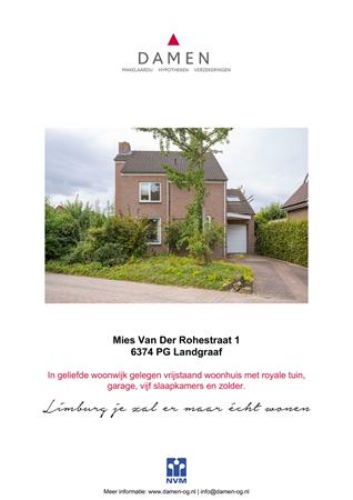 Brochure preview - Mies Van Der Rohestraat 1, 6374 PG LANDGRAAF (1)