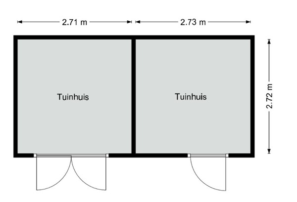 Floorplan - Jean Adamslaan 1, 6075 CM Herkenbosch