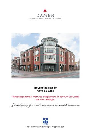 Brochure preview - Bovenstestraat 89, 6101 EJ ECHT (1)