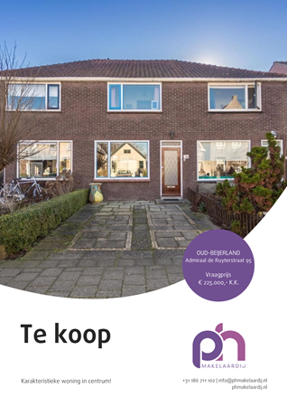 Brochure preview - Admiraal de Ruyterstraat 95, 3262 XC OUD-BEIJERLAND (2)
