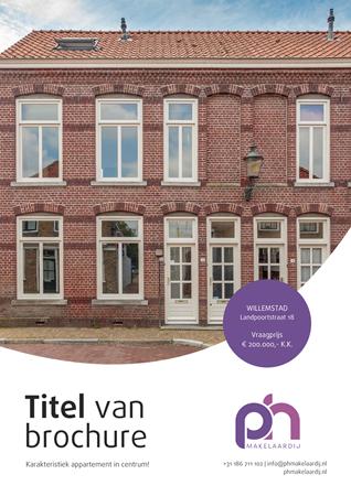 Brochure preview - Landpoortstraat 18, 4797 AN WILLEMSTAD (2)
