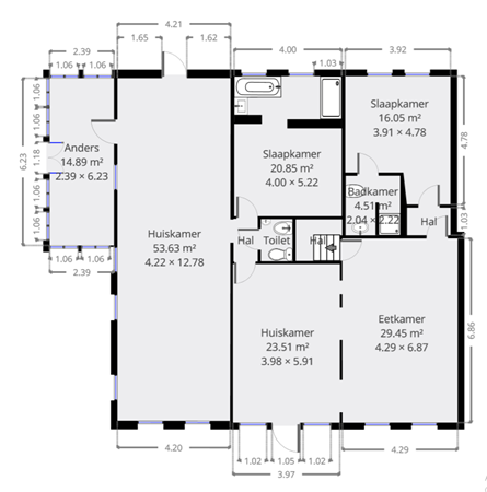 Floorplan - Route du Tholy 5, 88640 Champdray