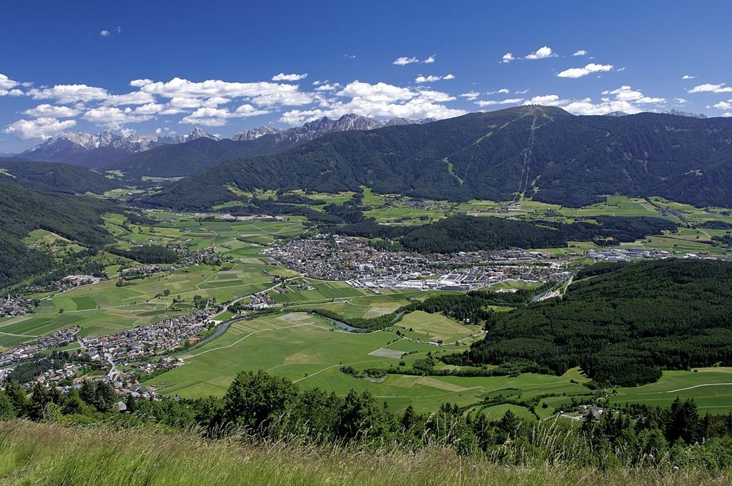 view Bruneck