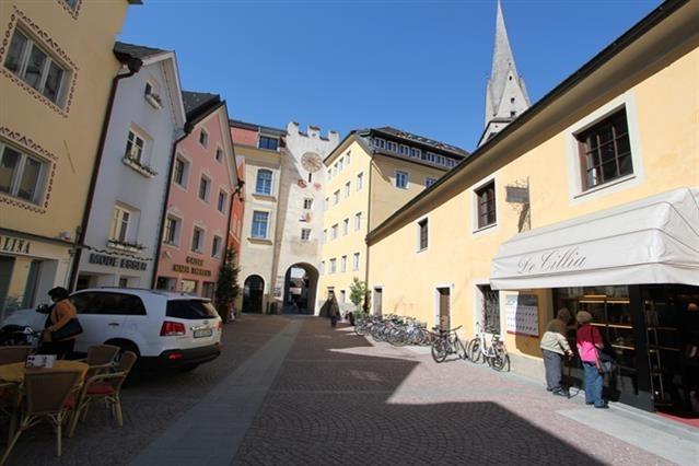 Bruneck center