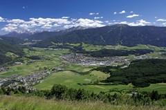 Aussicht Bruneck