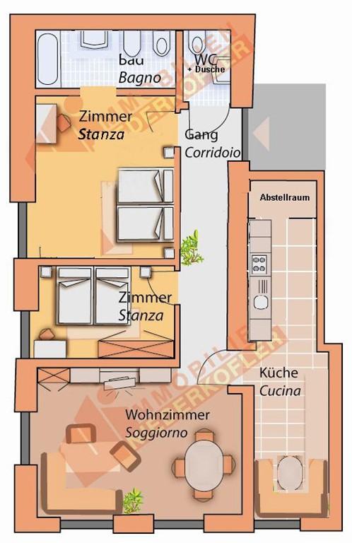 Floorplan - 39038 Innichen