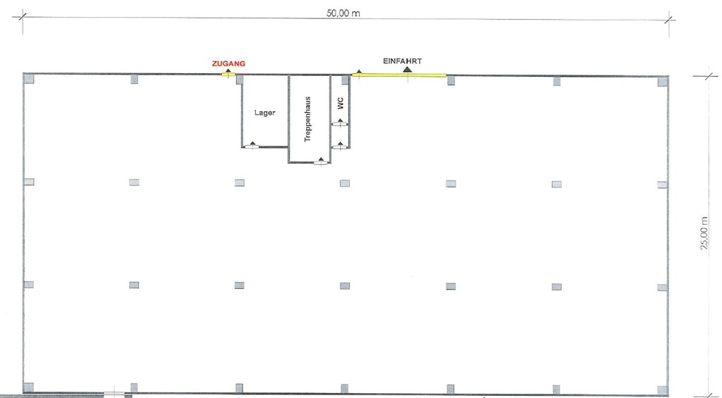 Floorplan - 39030 Brunico