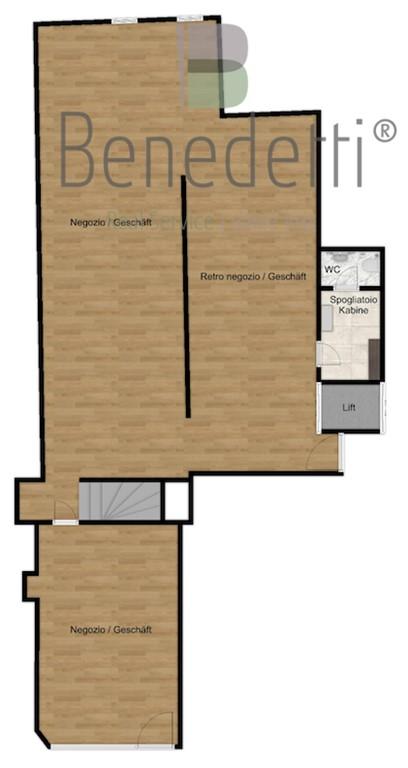 Floorplan - 39012 Meran