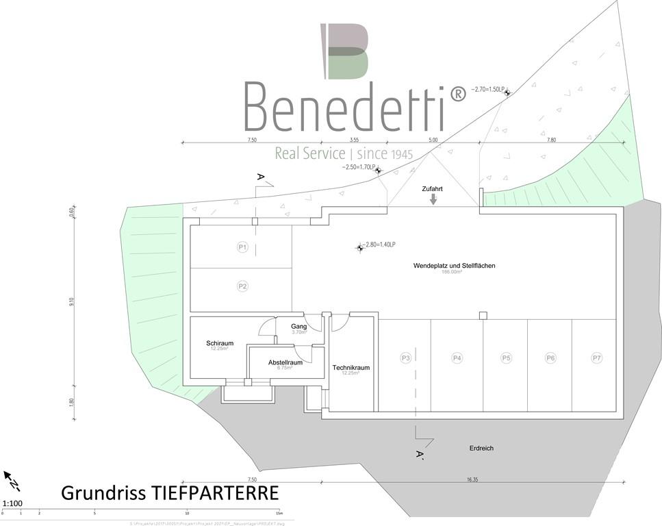 Floorplan - 39013 Moos in Passeier