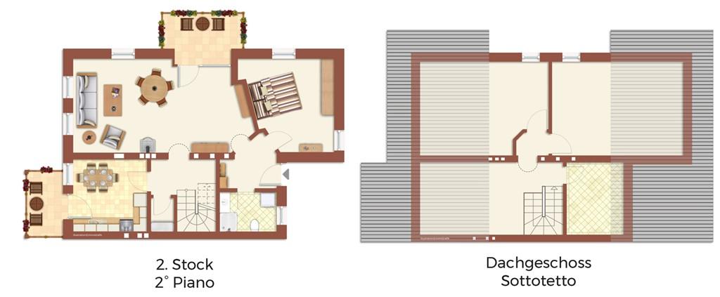 Floorplan - 39050 Fiè allo Sciliar