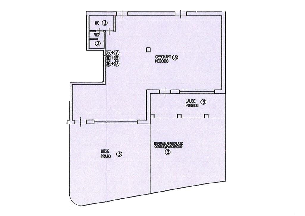 Floorplan - 39040 Castelrotto