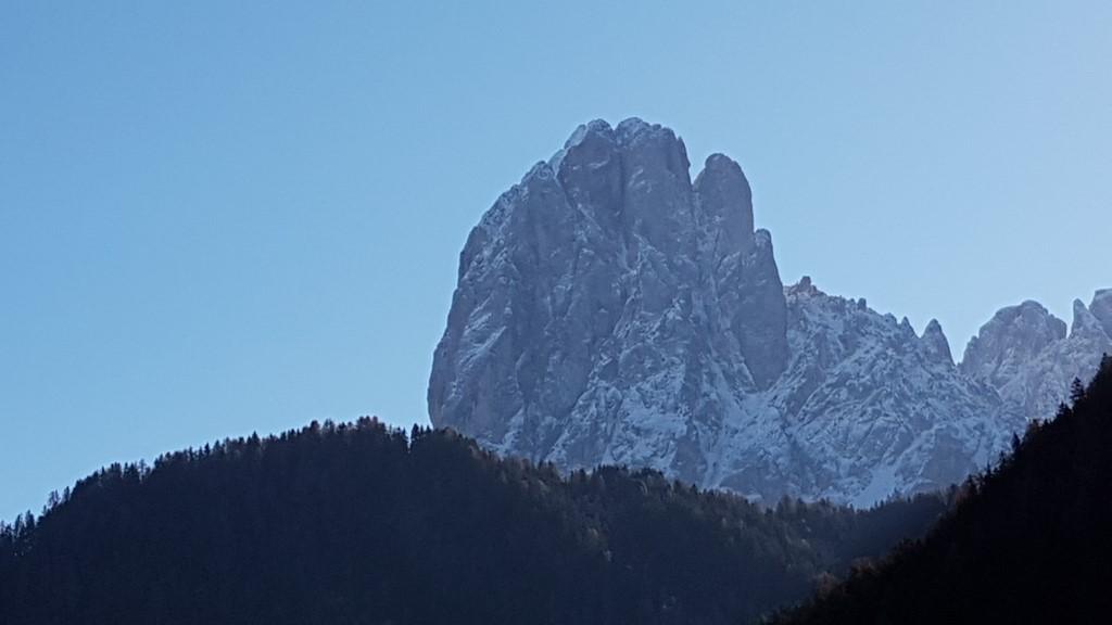 Herrliche Grödner Bergwelt