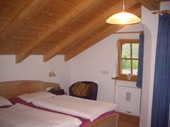 Schlafzimmer Mansarde
