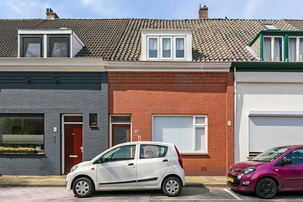 Fortuinstraat 6, Roosendaal