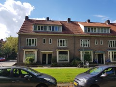 """Sold: Characteristic modernized upstairs apartment in a popular residential location """"Tuindorp"""" near the city center."""