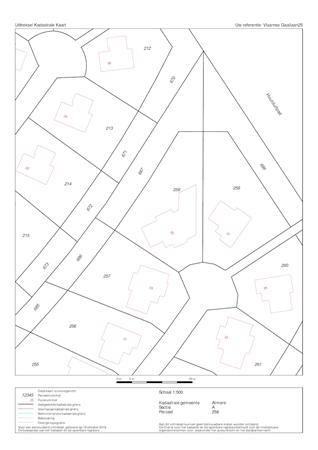 Floorplan - Vlaamse Gaailaan 25, 1343 AK Almere