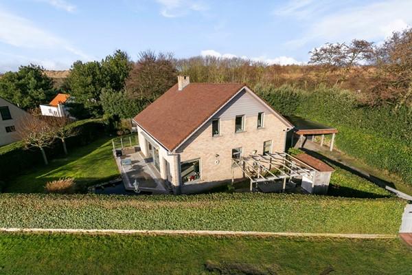 Vrijstaande villa in Cadzand verkocht