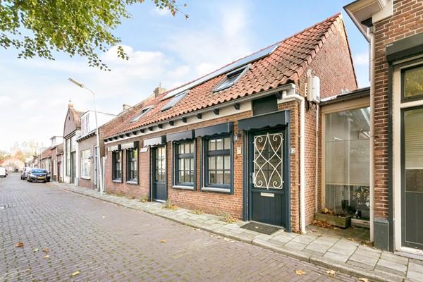 Woning in het pittoreske dorp Groede verkocht