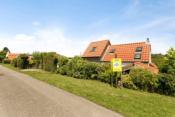 Vrijstaande woning in Breskens , verkocht