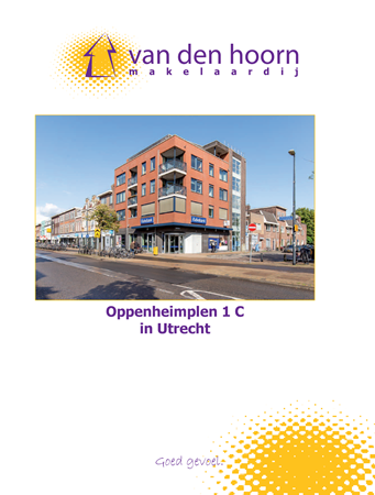 Brochure preview - Brochure Oppenheimplein 1 C
