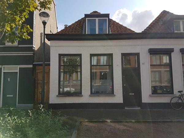 Godevaert Montensstraat 3, Breda