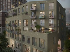 Has received an option.: Track 6 Construction number 4, 1043NV Amsterdam