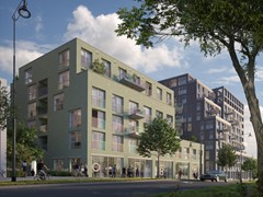 Sold subject to conditions: Track 6 Construction number 26, 1043 NV Amsterdam