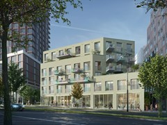 Has received an option.: Track 6 Construction number 33, 1043 NV Amsterdam
