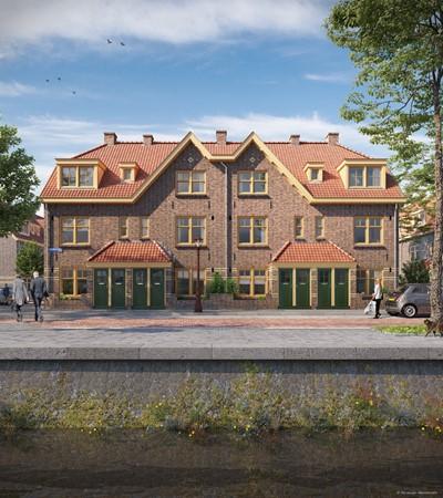 Begoniastraat Bouwnummer 2a, 1031AH Amsterdam