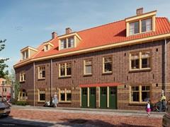 Verkocht onder voorbehoud: Begoniastraat hs Bouwnummer 4, 1031 GA Amsterdam