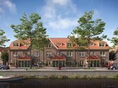 Verkocht onder voorbehoud: Begoniastraat hs Bouwnummer 8, 1031 GA Amsterdam