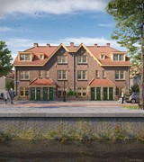 For sale: Meidoornplein hs Construction number 1, 1031 GA Amsterdam