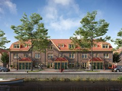 Sold subject to conditions: Meidoornplein hs Construction number 3, 1031 GA Amsterdam
